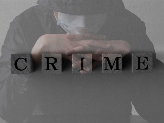 犯罪のイメージ